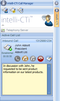 CRM & Telephony Integration User Experience